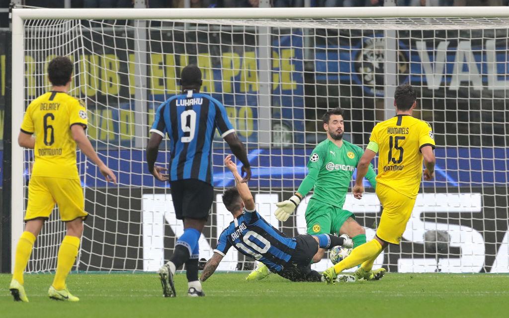 Dortmund, Inter