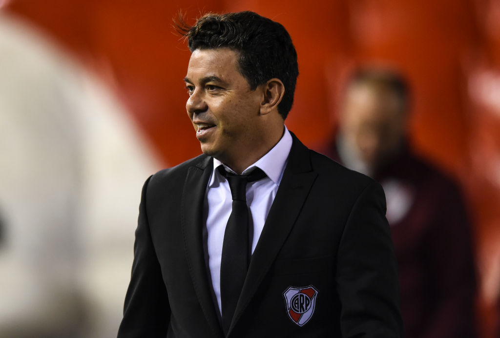 marcelo gallardo, river plate