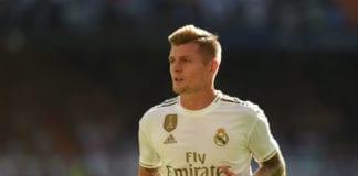Toni Kroos, Real Madrid, La Liga