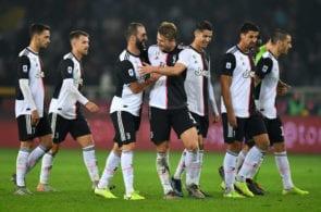Matthijs de Ligt, Juventus, Serie A