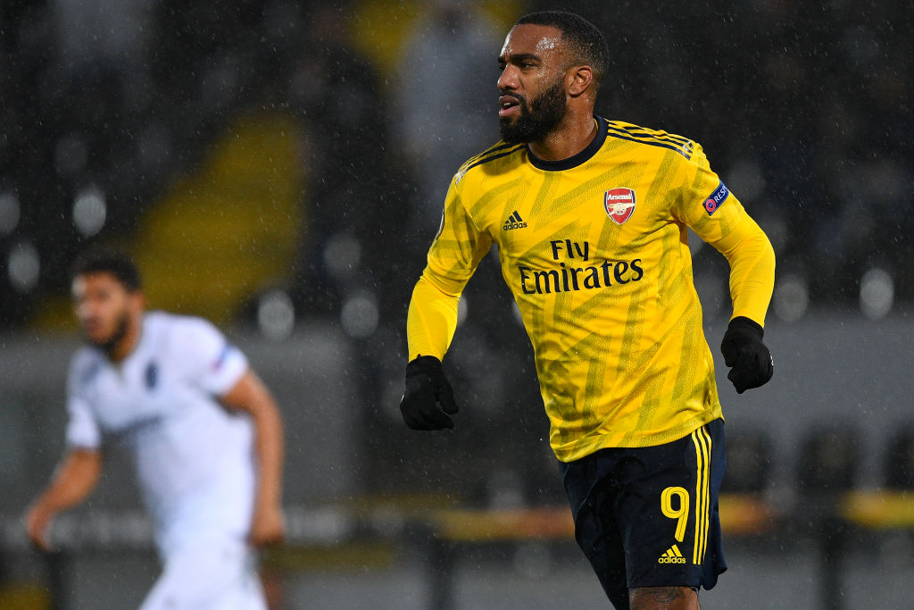 Alexandre Lacazette, Arsenal, Premier League