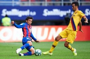 SD Eibar SAD v FC Barcelona  - La Liga