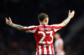 Kieran Trippier, Atletico Madrid, Premier League