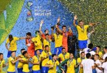 Brazil U-17, World Cup