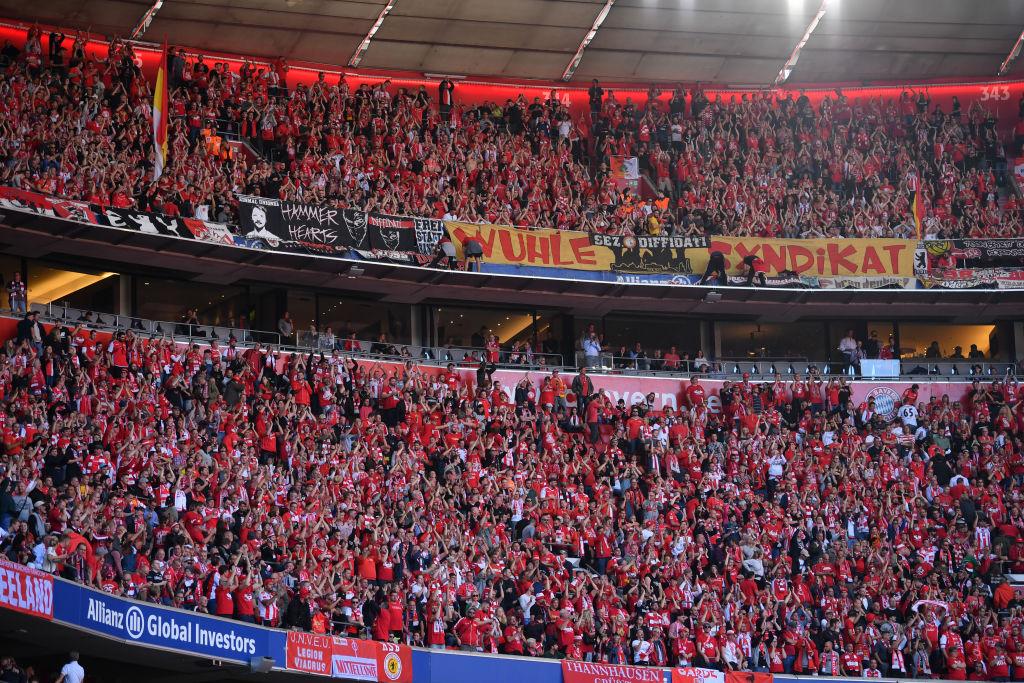 Allianz Arena, Bayern Munchen, Bundesliga