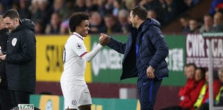 Willian is Lampard's man amongst boys