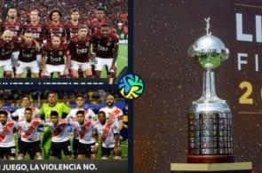 Flamengo, River Plate, Copa Libertadores