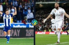 Alaves, Real Madrid
