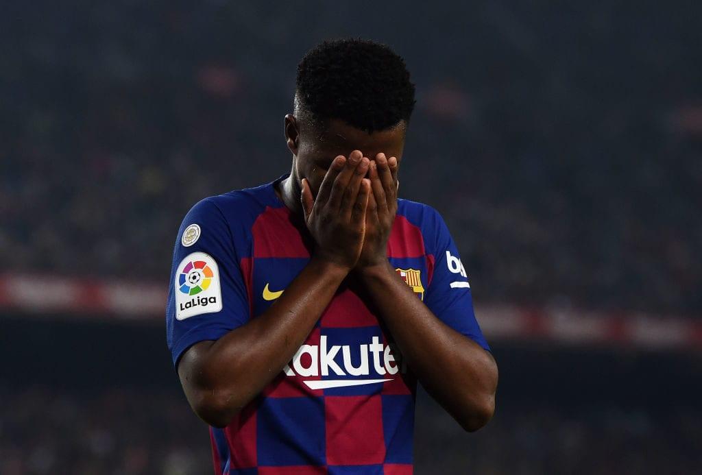 Ansu Fati, FC Barcelona, La Liga