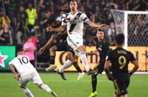 Los Angeles Galaxy v Los Angeles FC - Western Conference Semifinals