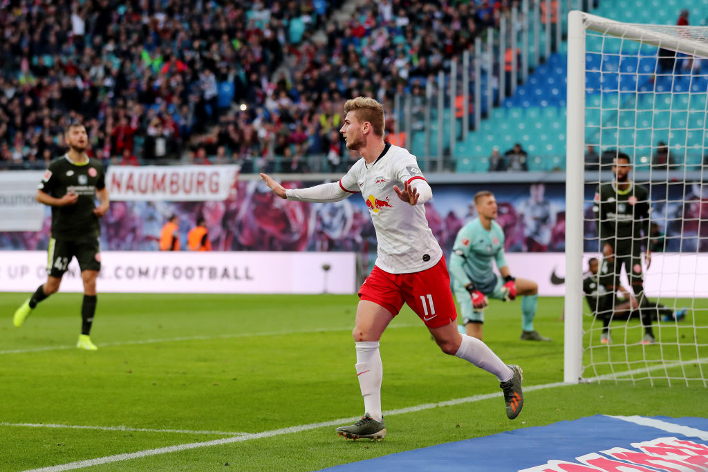 Timo Werner, Leipzig