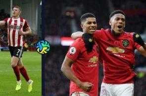 Sheffield United, Manchester United