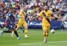 Lionel Messi, FC Barcelona, La Liga