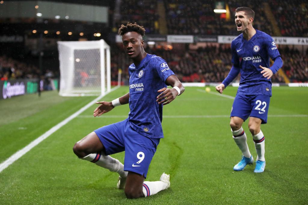 Tammy Abraham, Chelsea, Premier League