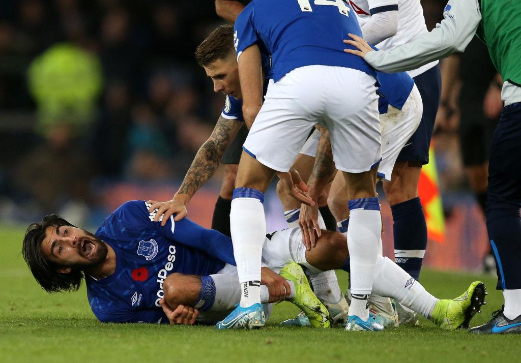 Andre Gomes, Everton