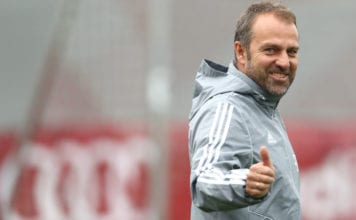 Bayern Muenchen Training And Press Conference image