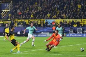 Borussia Dortmund v Inter Milan: Group F - UEFA Champions League