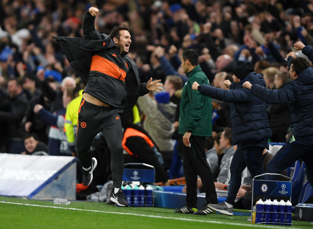 Opinion: Frank Lampard is a worthy Chelsea FC manager