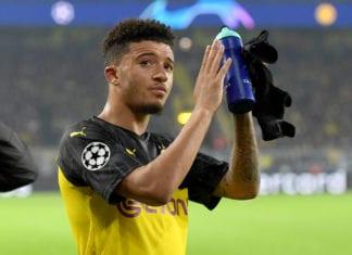 Jadon Sancho, Borussia Dortmund, Bundesliga