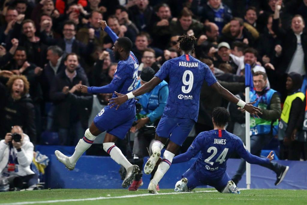 Reece James, Chelsea, Champions League