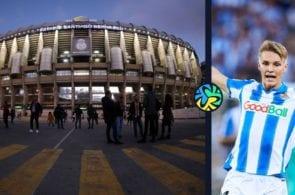 Real Madrid, Real Sociedad