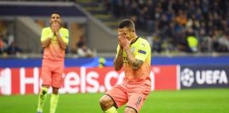 Gabriel Jesus, Manchester City, Atalanta, Champions League