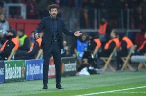 Bayer Leverkusen v Atletico Madrid: Group D - UEFA Champions League