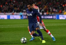 danny rose, tottenham, premier league