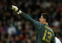Thibaut Courtois, Real Madrid, La Liga