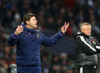 Top four finish unlikely for Tottenham