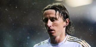 Luka Modric, Real Madrid, La Liga