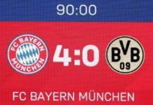 Bayern Munich, Borussia Dortmund, Bundesliga