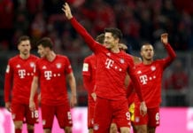 Lewandowski downed BVB with two goals