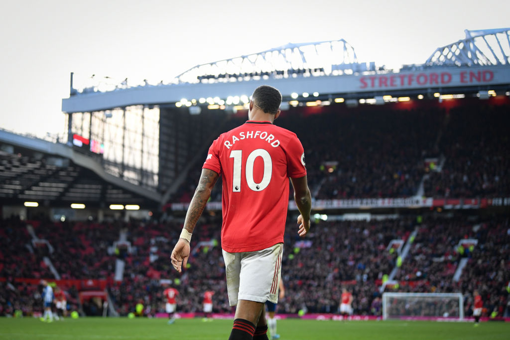 Opinion Marcus Rashford Is Finally Living Up To The Hype Ronaldo Com