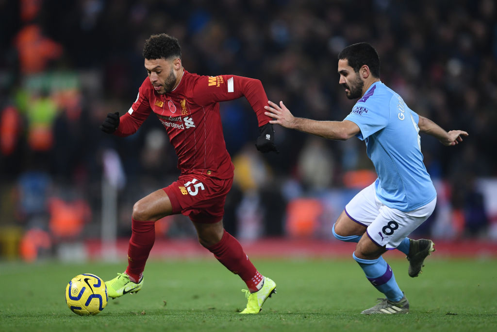 Ilkay Gundogan, Manchester City, Premier League