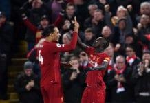 Sadio Mane, Liverpool, Premier League