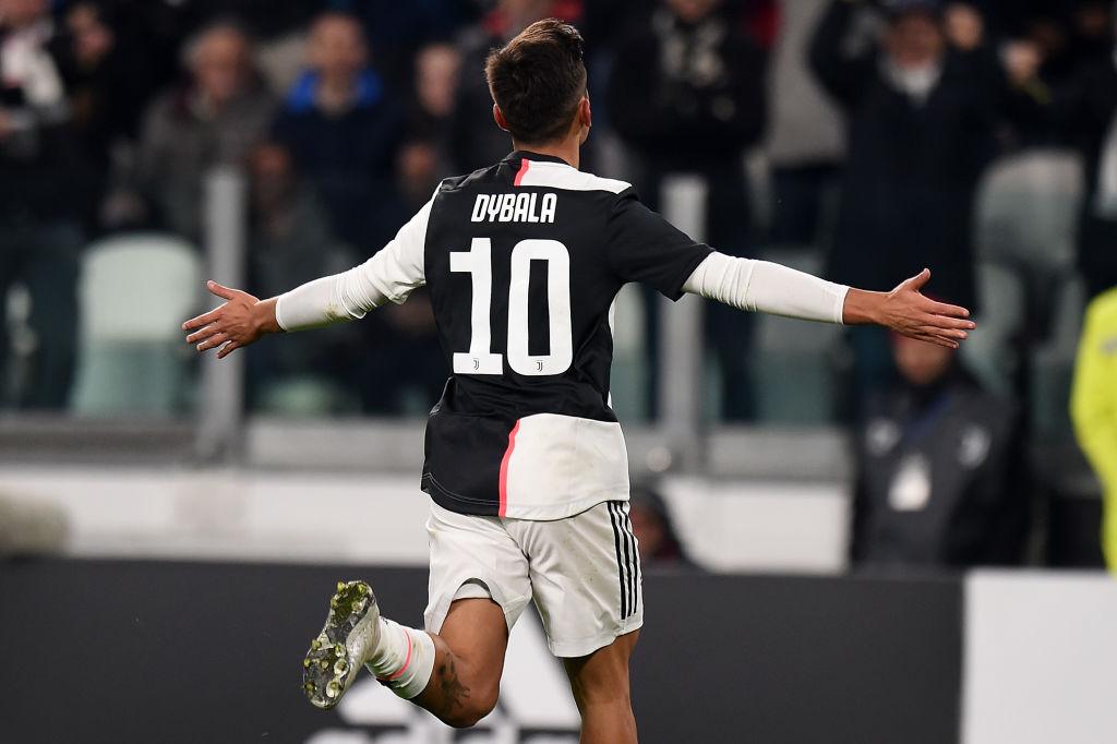 Paulo Dybala, Juventus,