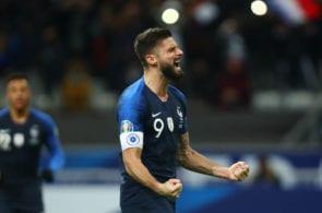 France, Olivier Giroud