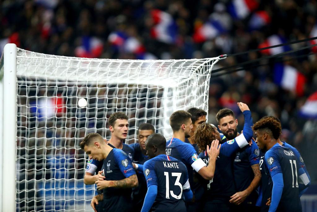 France v Moldova - UEFA Euro 2020 Qualifier