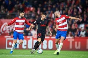Atletico Madrid vs Granada