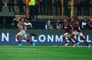 Gabigol Libertadores