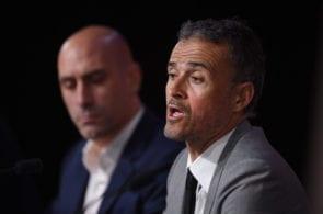 Luis Enrique Press Conference