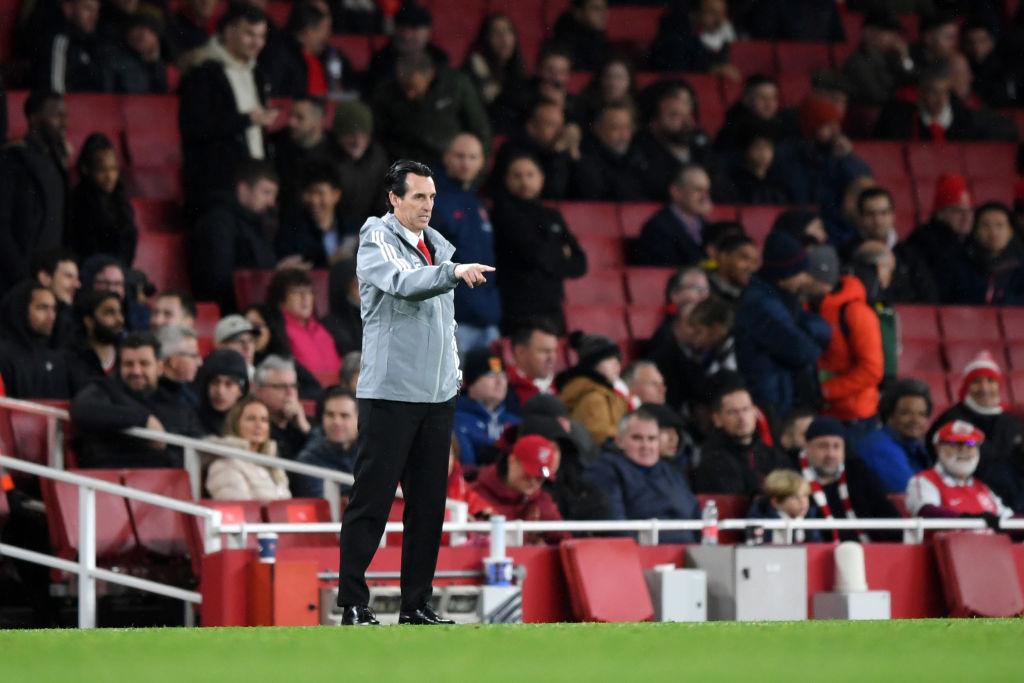 Arsenal, Unai Emery