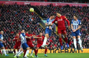 Liverpool FC v Brighton & Hove Albion - Premier League