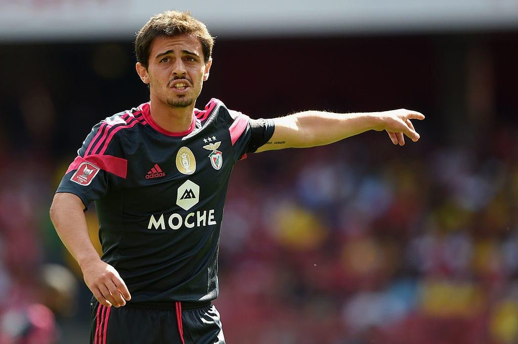 Bernardo Silva, Benfica