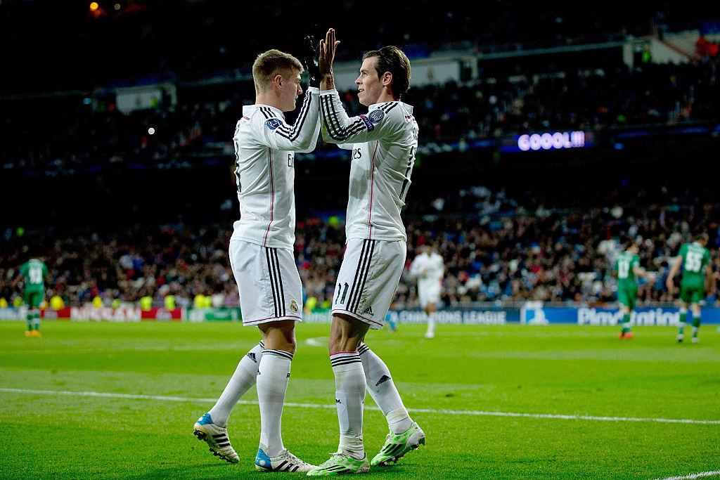 Real Madrid CF v PFC Ludogorets Razgrad - UEFA Champions League