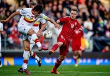 Montenegro are missing Stefan Savic in Euro 2020 qualification