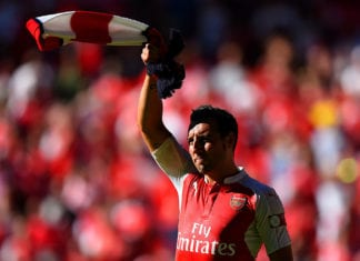 Santi Cazorla, Arsenal, Premier League