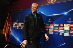 Arsenal FC Press Conference