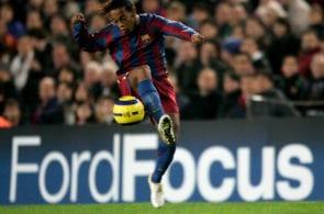UEFA Champions League FC Barcelona v Werder Bremen